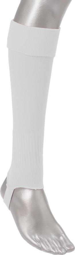 Cawila Steigbügel Uni Strumpfen Unisex - Weiß