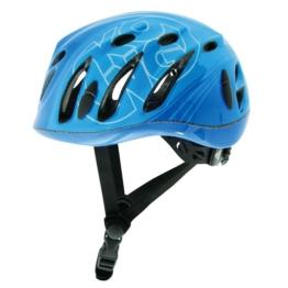 Kong Hi-Tec (Blau) - Helme & Protektoren
