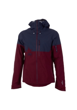 Maloja Mount HoodM. Ski Mountaineering Jacket Wintersport Herren XL
