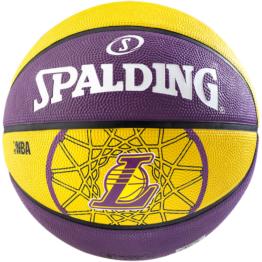Spalding Basketball LA Lakers 7