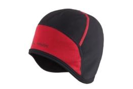 VAUDE Bike Cap black/red Größe L