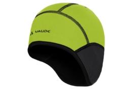 VAUDE Bike Windproof Cap III black/pistachio Größe L